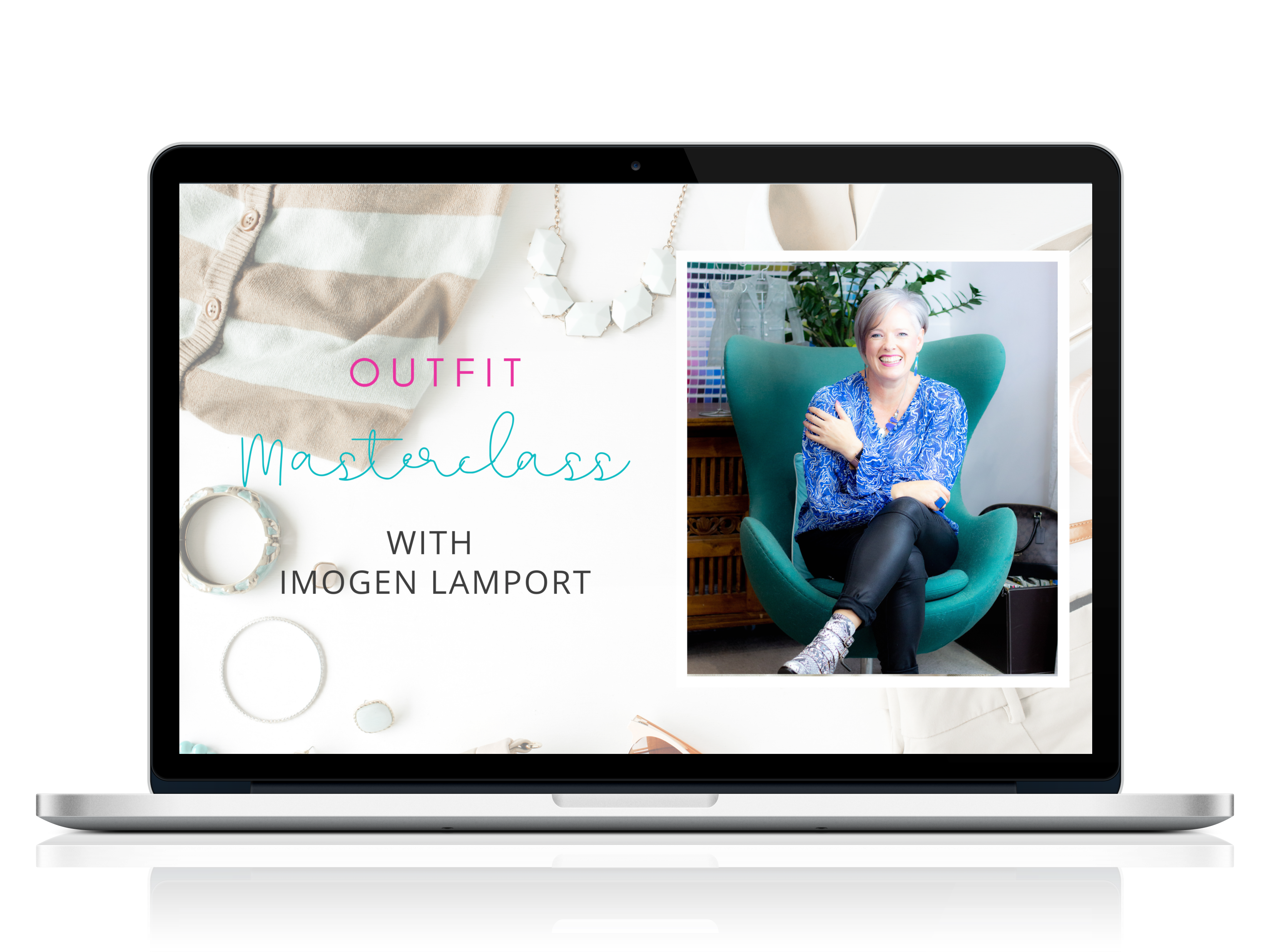 How to create stylish and fabulous outfits in minutes masterclass with imogen lamport